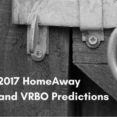 2017 homeaway & vrbo predictions