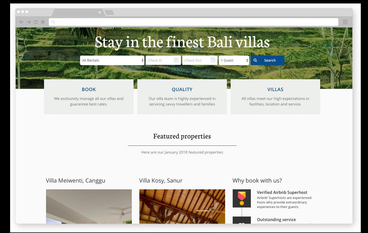 Keys To Bali